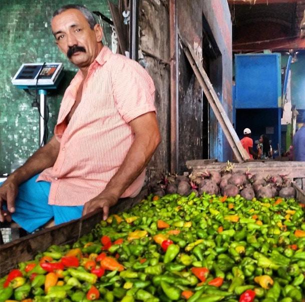Bazurto Market Colombia