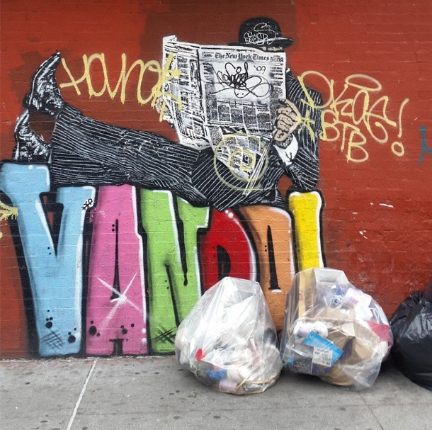 street art lower east side nyc