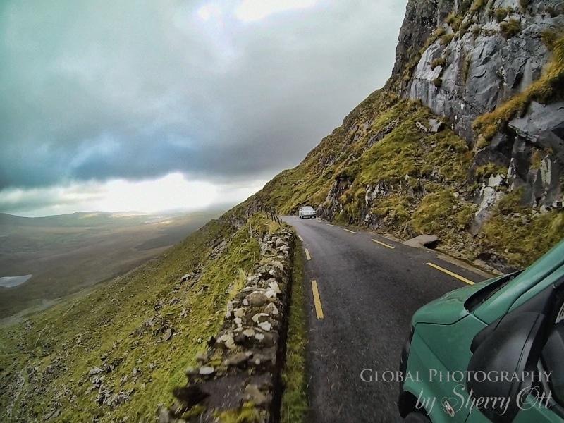 Dingle Peninsula Conor Pass