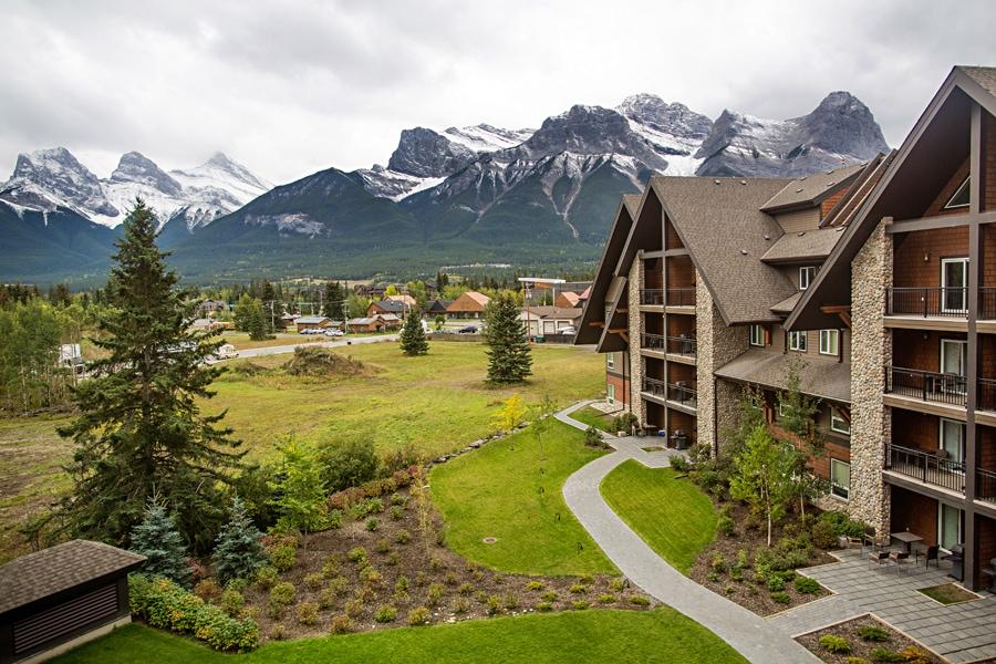 Grand Rockies Resort Canmore Alberta
