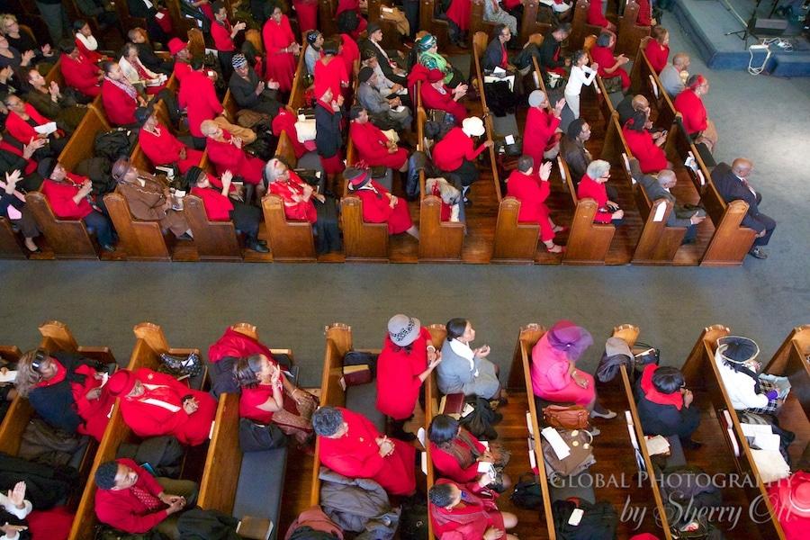 Harlem New York gospel tour