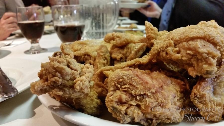 Harlem friend chicken