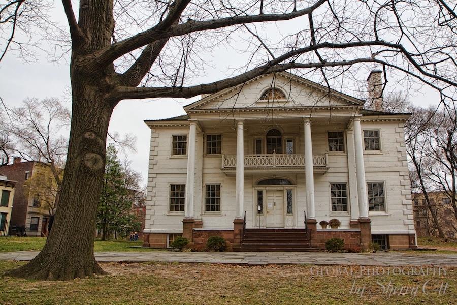 Morris Jumel Mansion New York