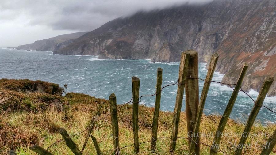 Slieve League Ireland cliffs