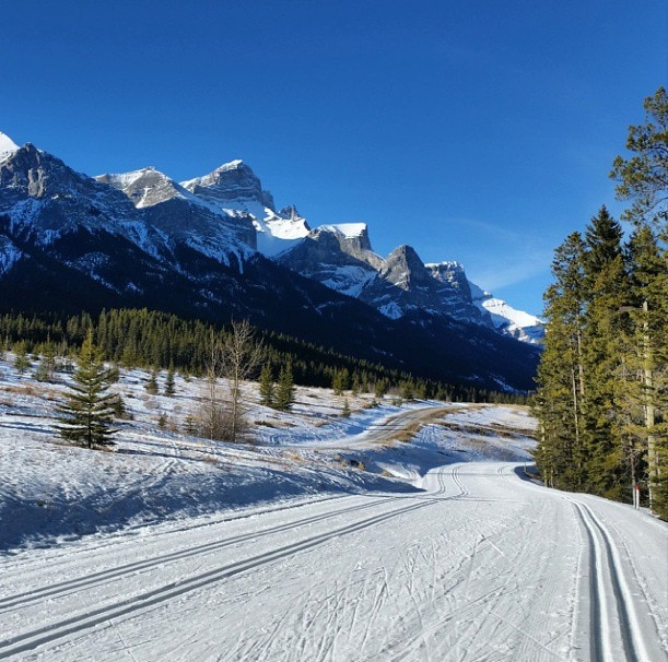 Canmore activities