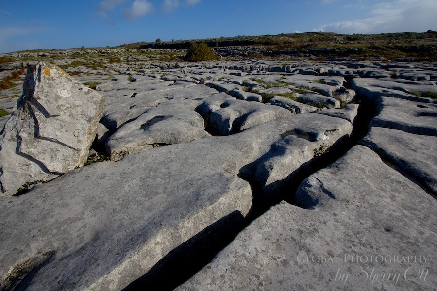 The burren ireland photo