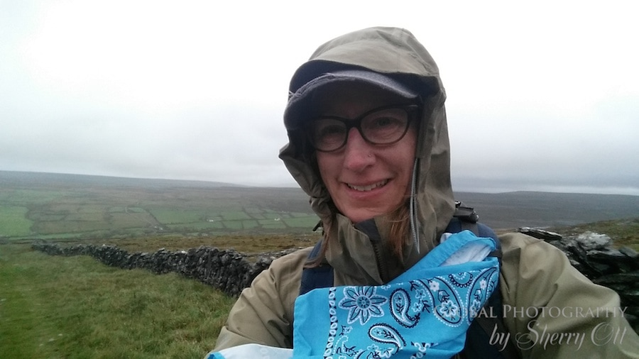 Self guided hiking the burren ireland