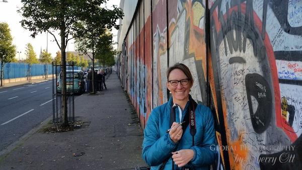 Belfast sightseeing murals