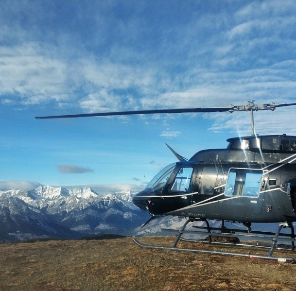 Rockies Helicopter