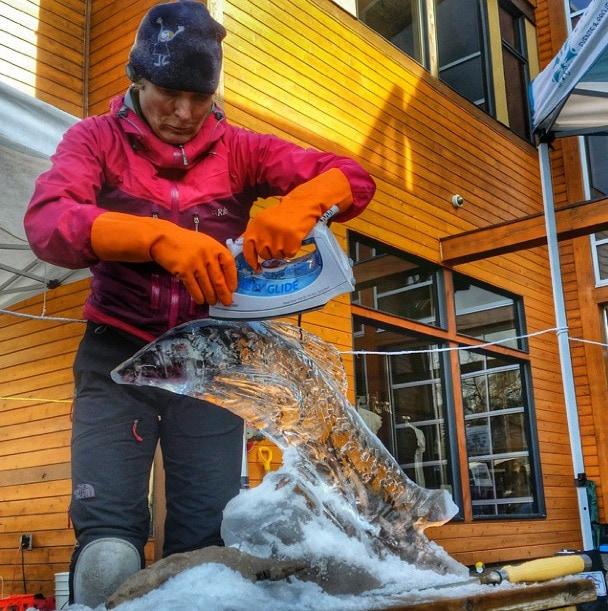 Ice Carving Alberta