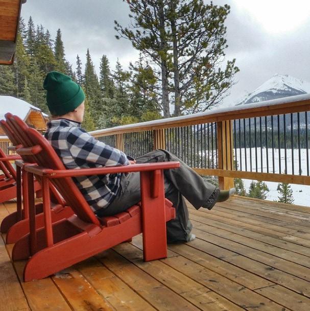 Mount Engadine Lodge Alberta