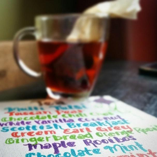 maple tea canada