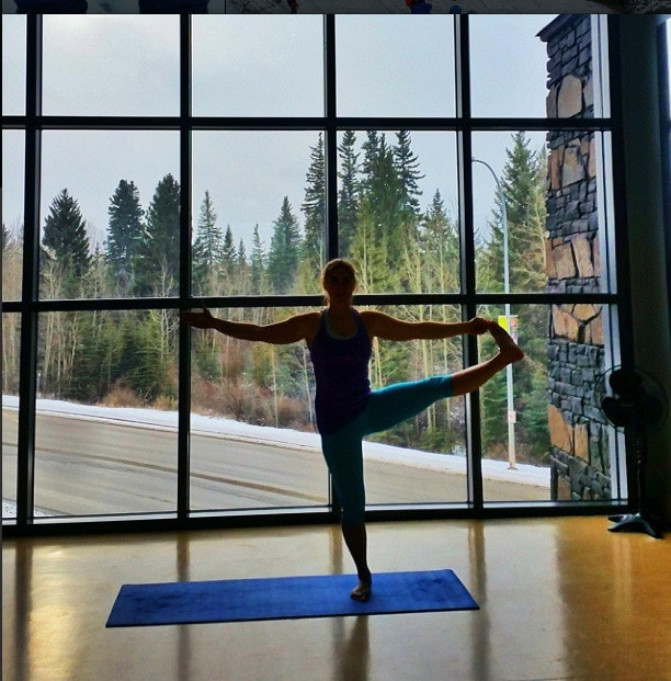 canmore yoga elevation place