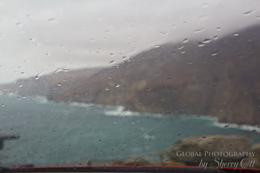 rainy day  ireland wild atlantic way