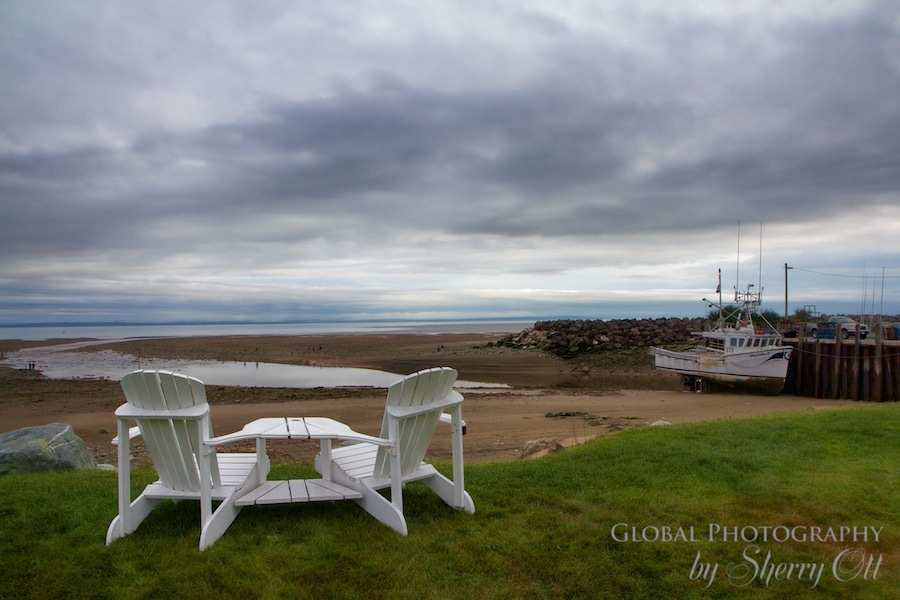 Bay of Fundy Tides