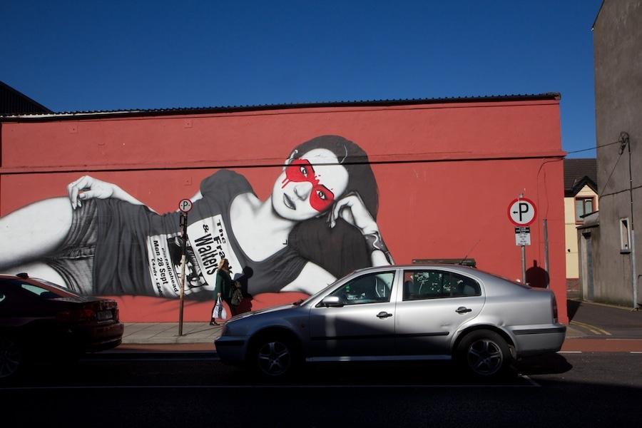 graffiti cork city
