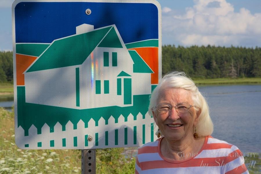 PEI Green Gables Shore Drive Map