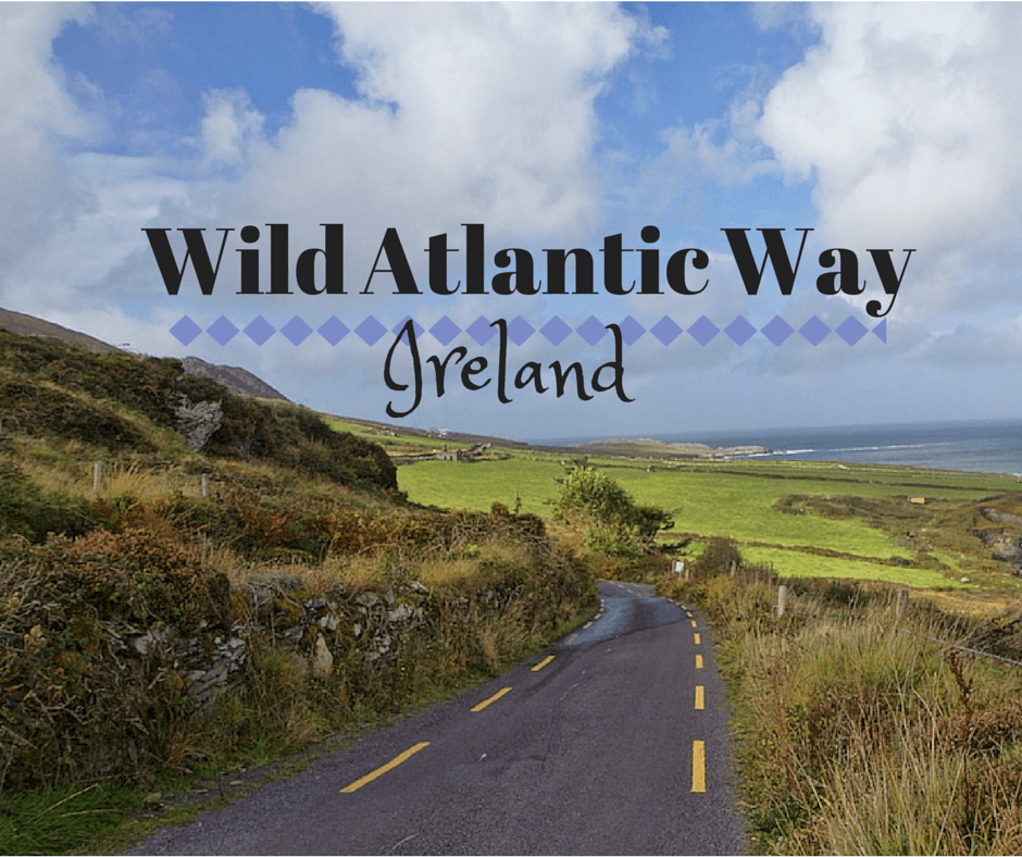 Wild Atlantic Way map and guide