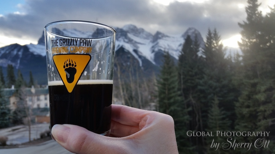 Canadian Rocky Mountains Brewery