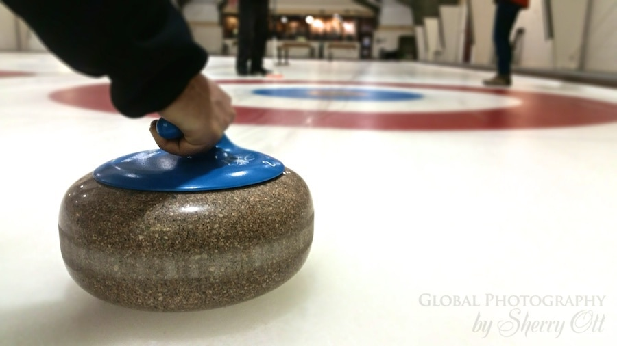 Canmore curling club