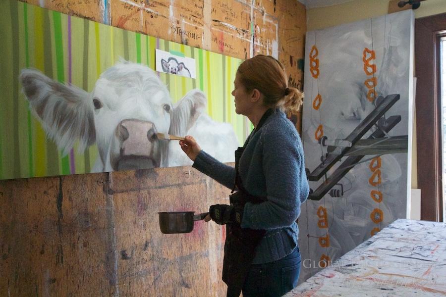 Artist Bigoudi Canmore