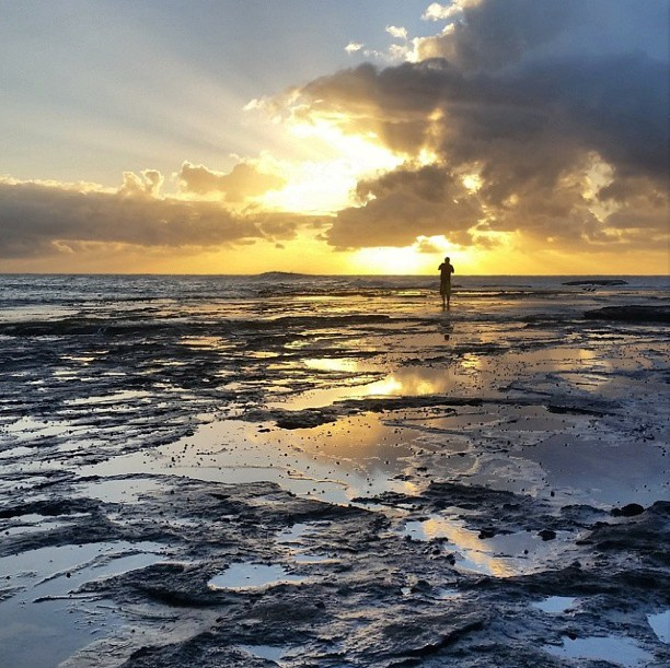 Mona Vale Beach Sunrise