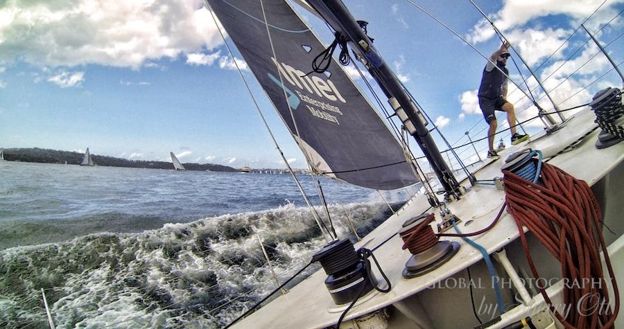 sailing sydney harbor