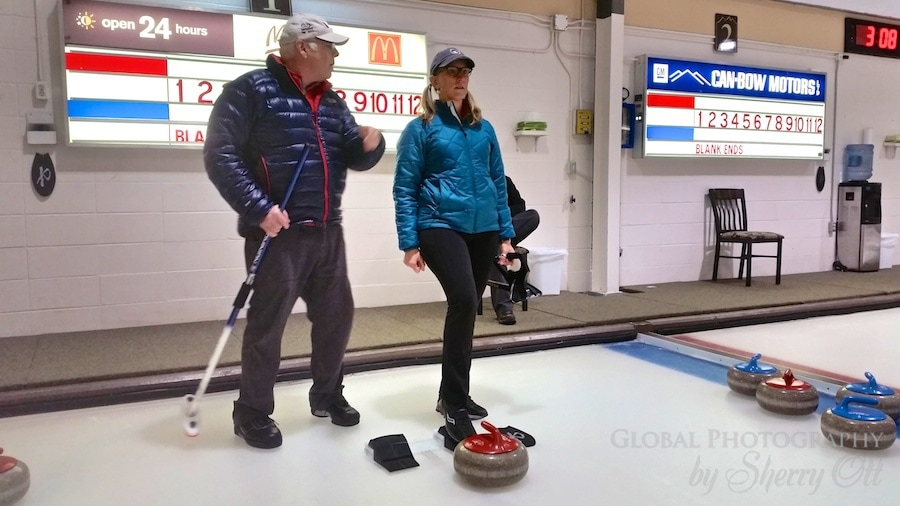 learning to curl
