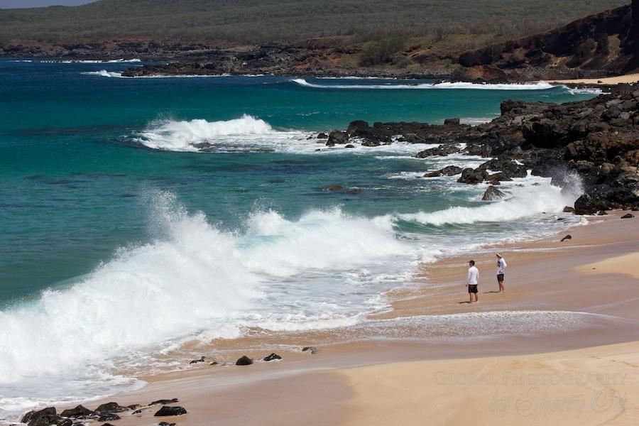 Molokai beaches