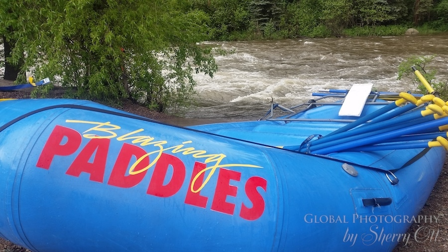 Colorado Rafting