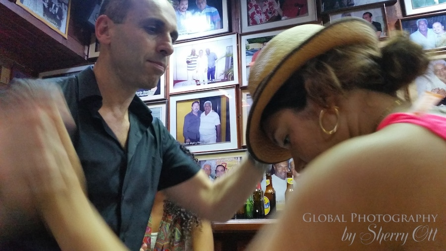 what to do in Cartagena salsa