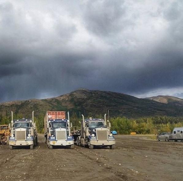 alaska ice road truckers