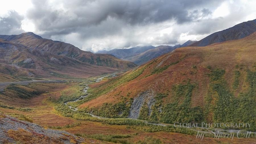 fall colors alaska