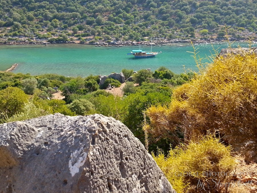 Lycian way Fall
