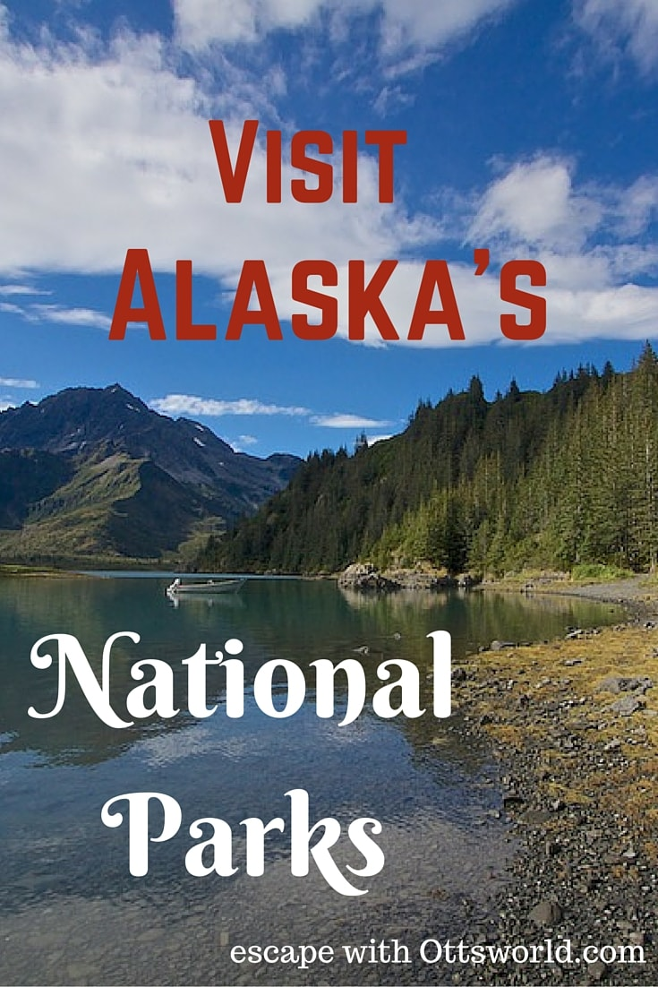 Alaska's National Parks Head to to Alaska National Parks by car, bush plane, float plane, & boat! Getting there is half the fun!