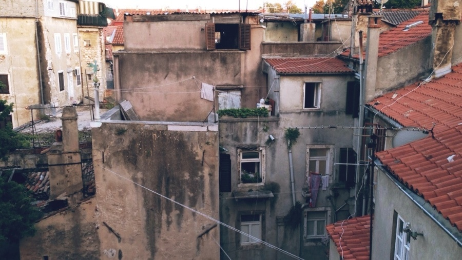 teenager trip croatia