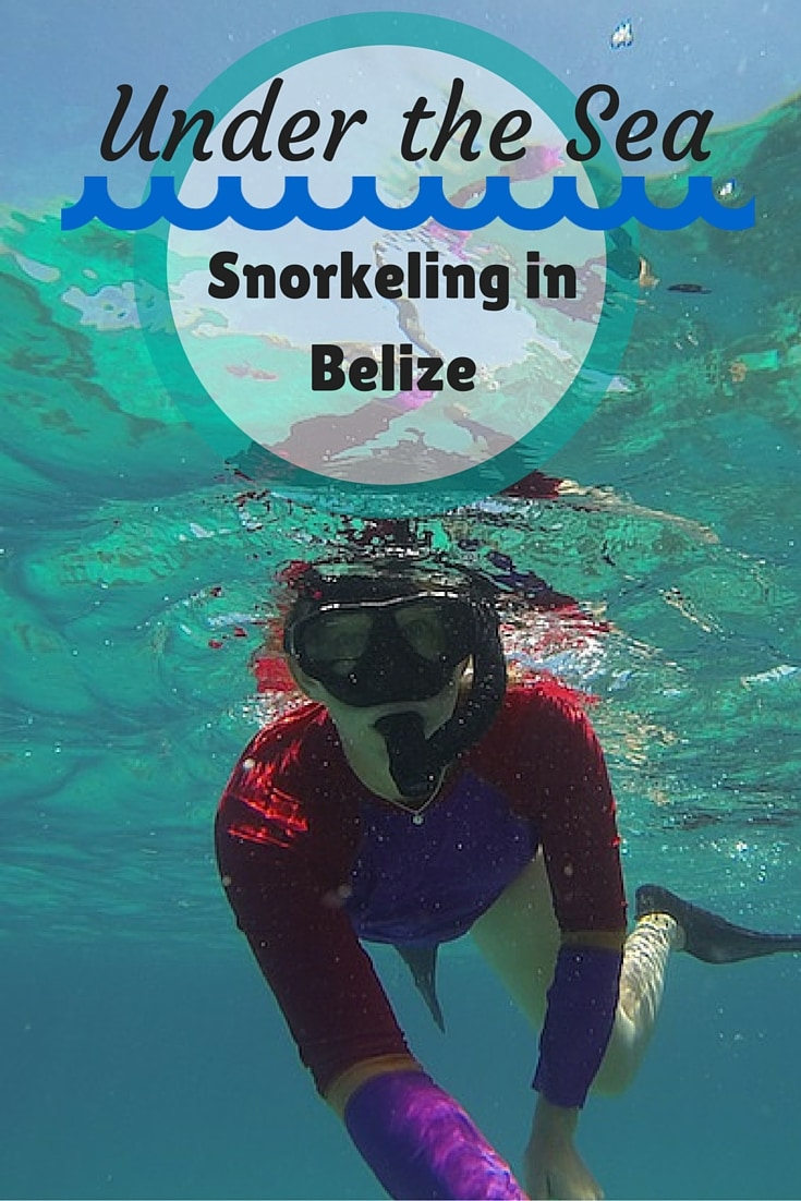 Belize is paradise. And when you are in paradise, at the top of the list of things to do in Belize is to get out on the water – preferably, under the water snorkeling! Snorkel at Silk Cayes near Placencia for an unforgettable experience.