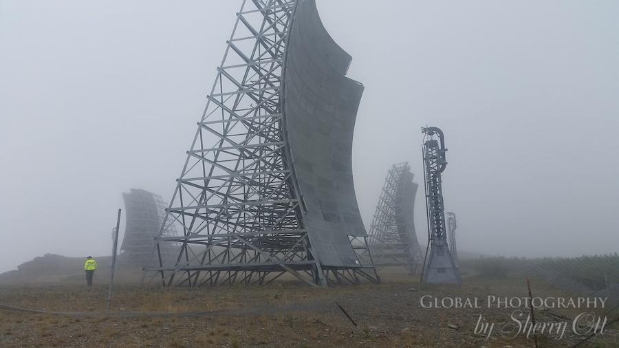 Nome Alaska microwave station