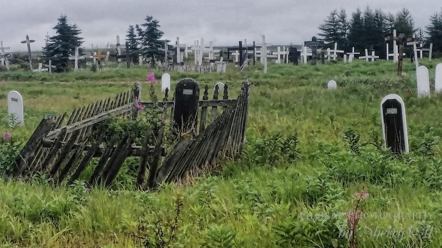 cemetery Nome Alaska