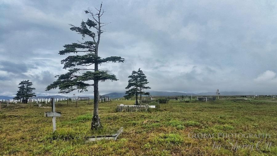 Nome alaska cemetery
