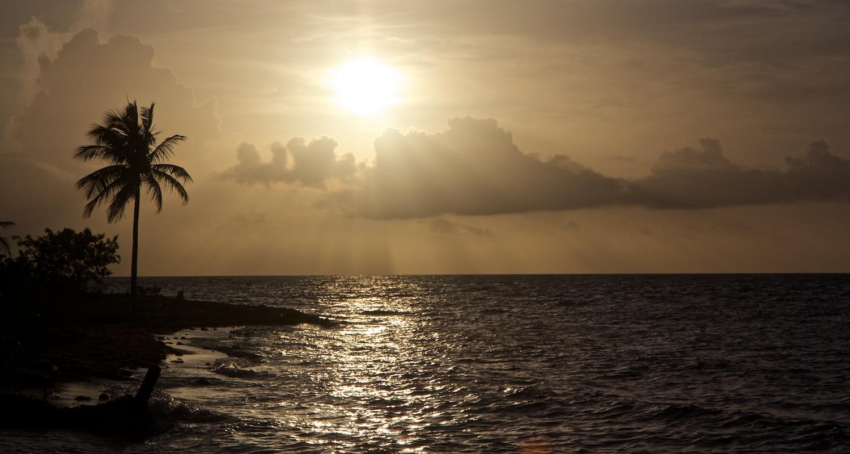 Placencia Belize Sunirse