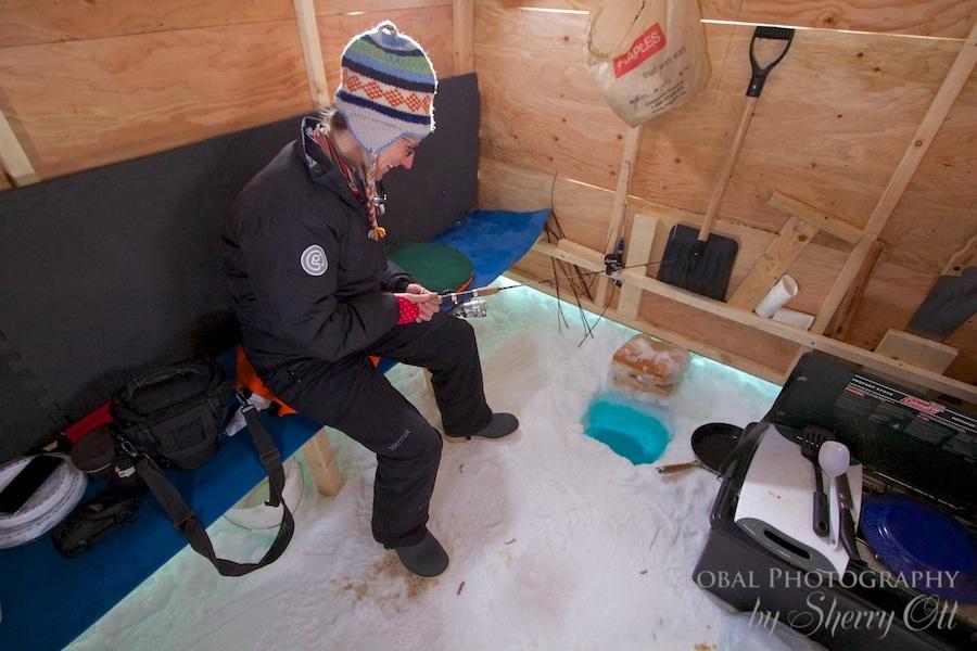 Why Go Ice Fishing in Alberta Canada