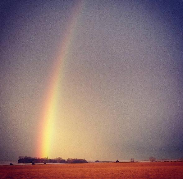 south dakota rainbow
