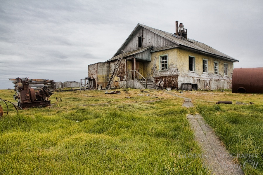 derelict places kolyuchin island