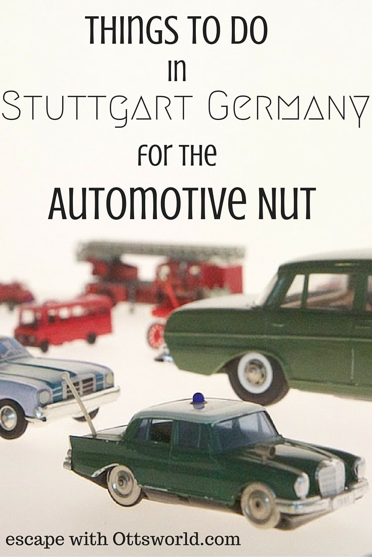 Things to do in Stuttgart for the Automotive Nut