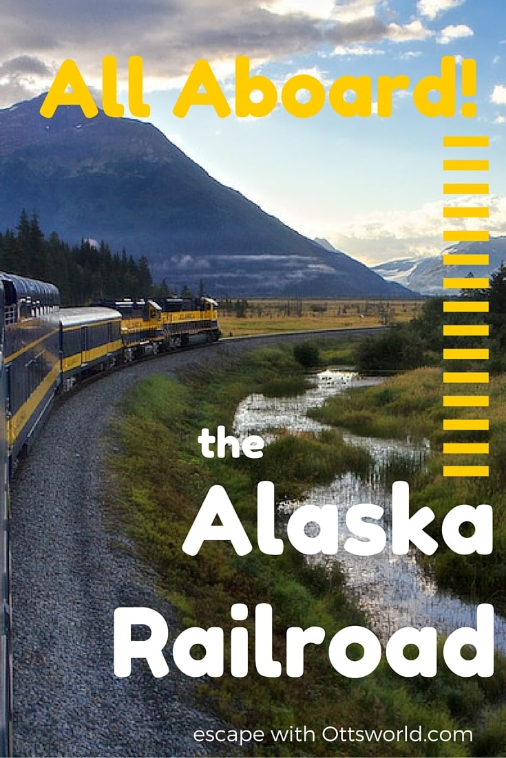 All Aboard the Alaska Railroad I clutch my camera as I step onto the train excited to see the Alaska from a different perspective – a slow rolling one. Photographing the Alaska landscape.