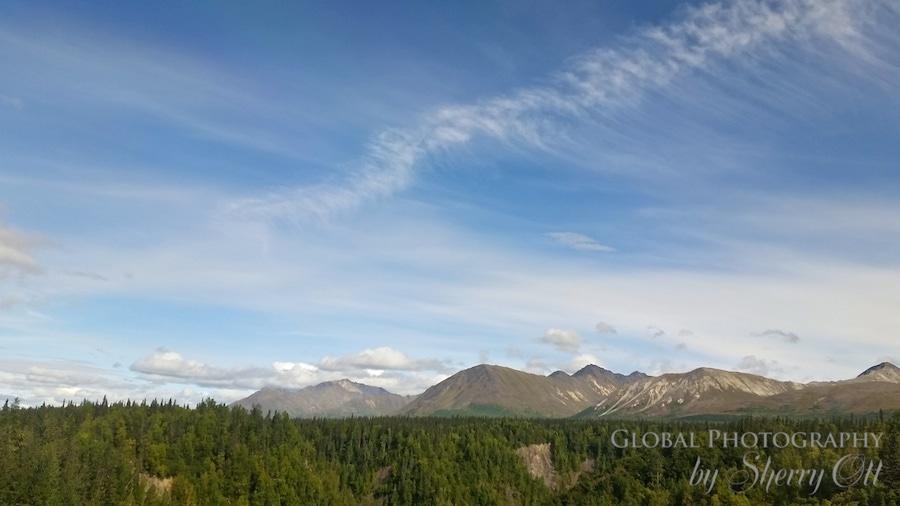 Alaska Railroad photography