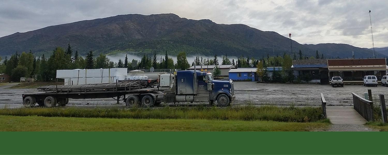 Coldfoot Alaska truckstop