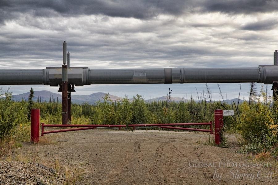 Alaska Pipeline Dalton Highway