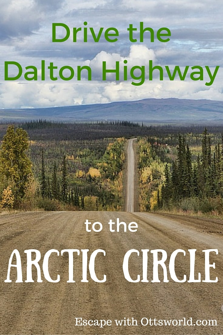Drive the Dalton Highway to the Arctic Circle and Beyond Known as one of the most isolated and dangerous roads in the world, of course I had to experience it - and you can too!